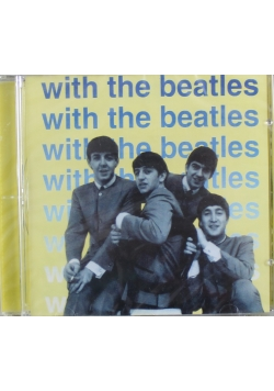 With the Beatles CD nowa