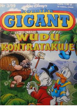 Komiks Gigant Wudu Kontratakuje