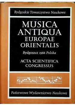 Musica Anitiqua
