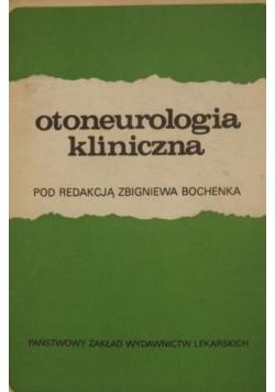 Otoneurologia kliniczna