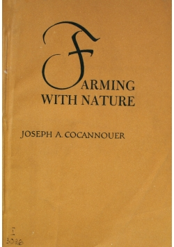 Farming with Nature