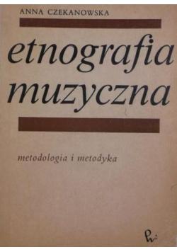 Etnografia muzyczna