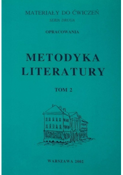 Metodyka literatury tom 2