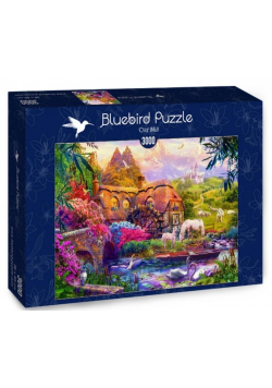 Puzzle 3000 Stary młyn