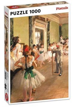 Puzzle 1000 Degas, Lekcja Tańca PIATNIK