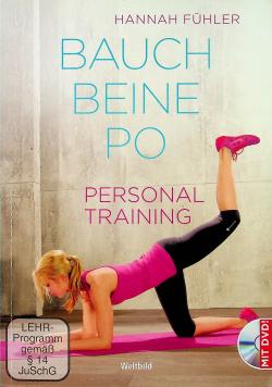 Bauch Beine Po Personal Training + DVD