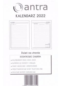Kalendarz 2022 wkład A5/DNS