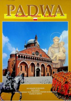 Padwa Historia Sztuka Kultura