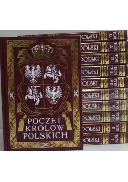 Dzieje Polski 11 tomów reprinty z 1896 roku