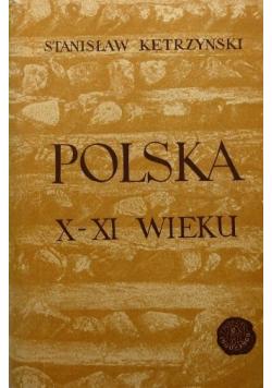 Polska X  XI wieku