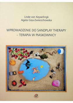 Wprowadzenie do Sandplay Therapy-Terapia w piaskownicy