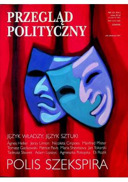 Przegląd polityczny nr 123