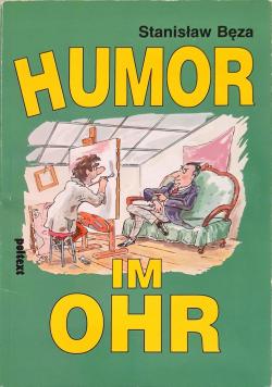 Humor im Ohr