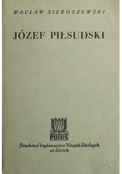 Józef Piłsudski 1938 r.
