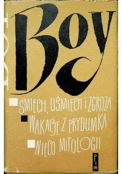 Boy Felietony Tom III