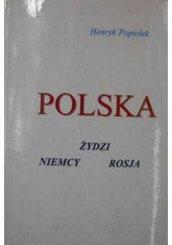 Polska  Żydzi  Niemcy  Rosja