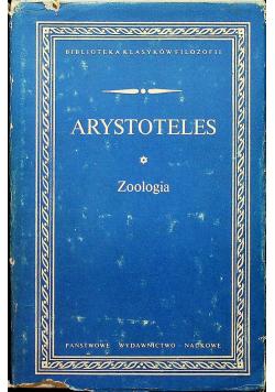 Arystoteles  Zoologia