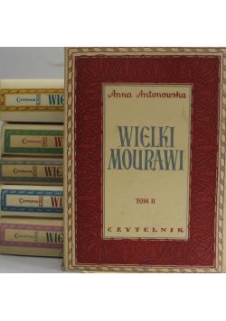 Wielki Mourawi 6 tomów