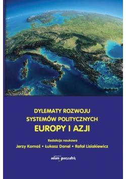 Dylematy rozwoju systemów politycznych Europy...