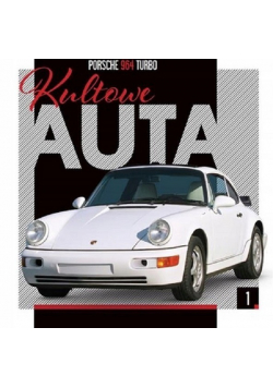 Kultowe Auta  Porsche 964 Turbo