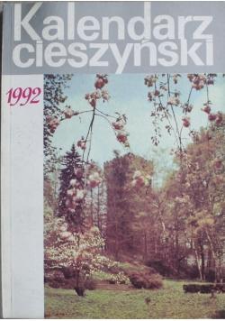 Kalendarz cieszyński 1992