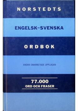 Norstedts engelsk svenska ordbok