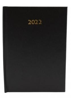 Terminarz 2022 tygodniowy A4 Divas Czarny