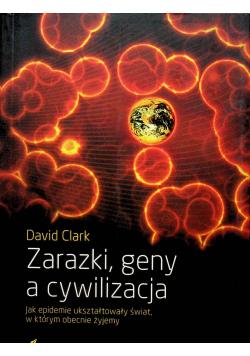 Zarazki geny a cywilizacja