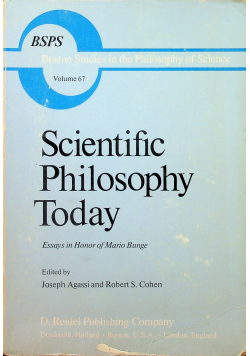 Scientific Philosophy Today