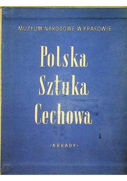 Polska sztuka Cechowa