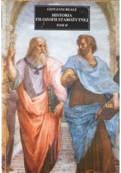 Historia filozofii starożytnej Tom II