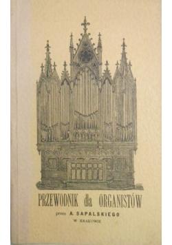 Przewodnik dla organistów Reprint 1880 r