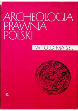 Archeologia prawna Polski