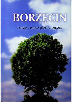 Borzęcin poezja i proza Józefa Barana