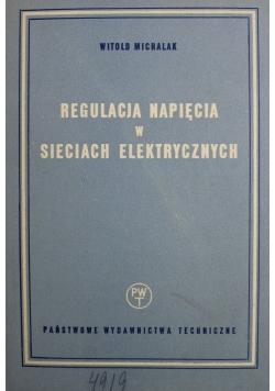 Regulacja napięcia w sieciach elektrycznych