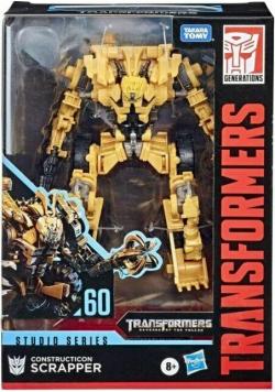 Transformers Studio Series Voyager Scrapper