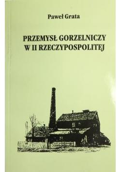 Przemysł gorzelniczy w II Rzeczypospolitej