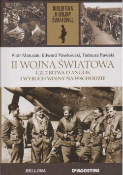 II wojna światowa cz 2 bitwa o Anglię i wybuch wojny na wschodzie