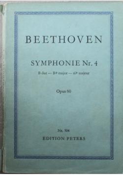 Beethoven Symphonie nr 4  nr 504