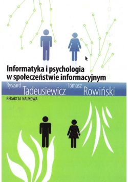 Informatyka i psychologia..