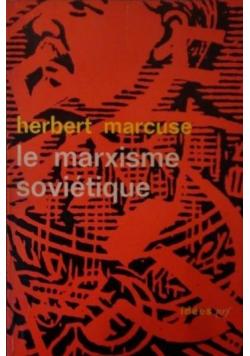Le marxisme sovietique