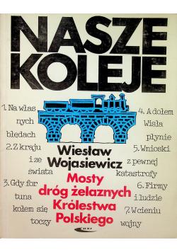 Nasze koleje Mosty dróg żelaznych Królestwa Polskiego