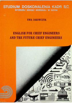 English for chief engineers and the future chief engineers