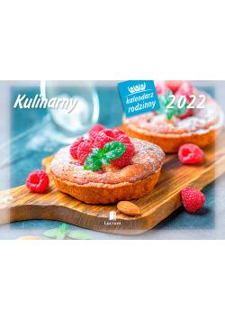 Kalendarz 2022 WL01 Kulinarny Kalendarz Rodzinny