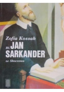 Błogosławiony Jan Sarkander ze Skoczowa
