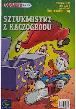 Sztukmistrz z Kaczogrodu