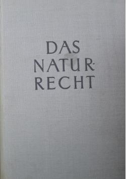 Das Naturrecht
