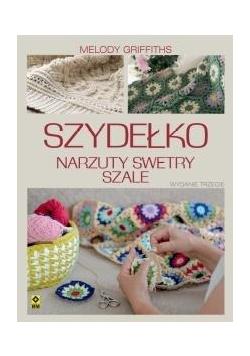 Szydełko Narzuty, swetry, szale w.3