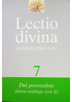 Lectio divina 7