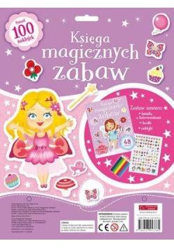 Księga magicznych zabaw zestaw